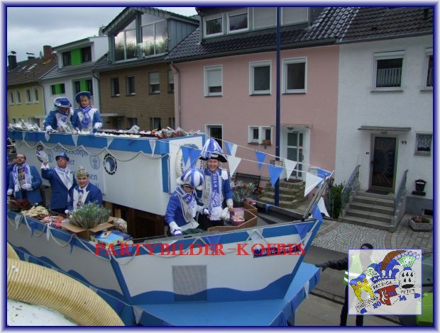 Zug in Alt-Huerth 2865929